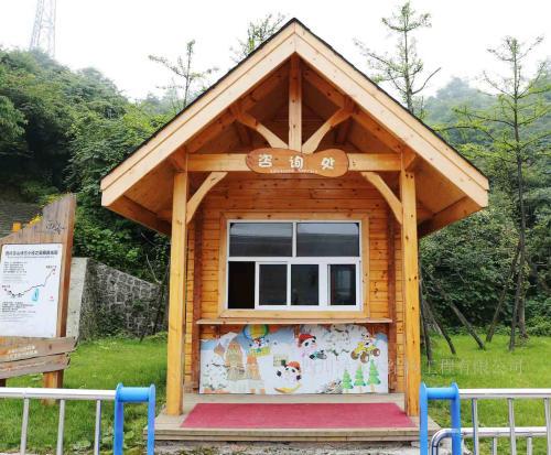 四川木屋建造