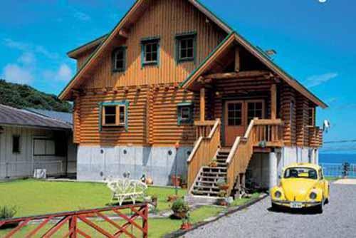 四川木结构房屋设计