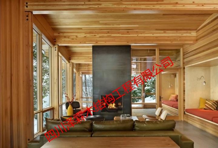 四川木结构房屋案例