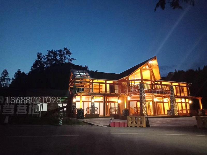 重庆木结构项目