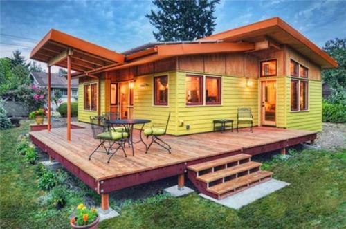 在四川木屋别墅做好隔音,也可以提供安静舒适的环境