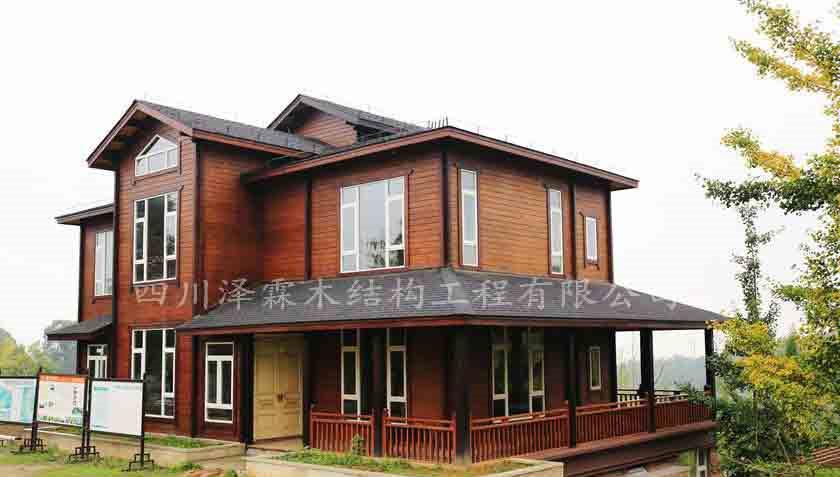 关于四川木别墅,你知道多少?
