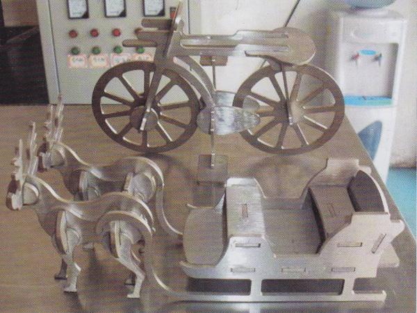 成都不锈钢加工厂家浅谈激光切割加工技术优点!