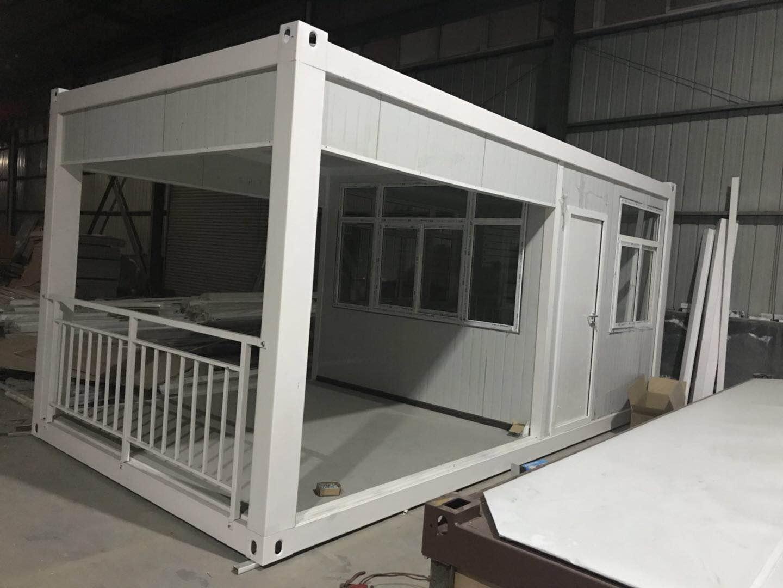 集装箱活动房安装
