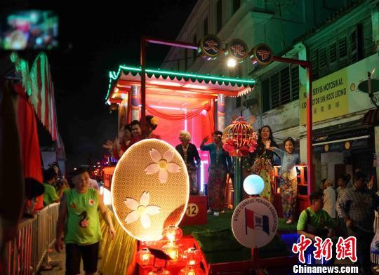 马来西亚华人文化节将开幕 欲推动各族文化包容