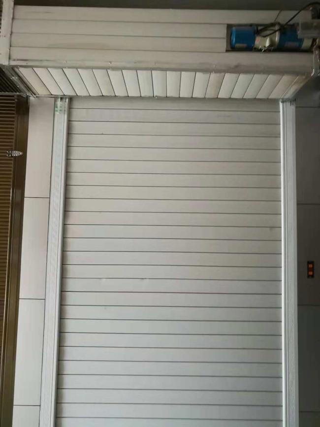漢中卷閘門