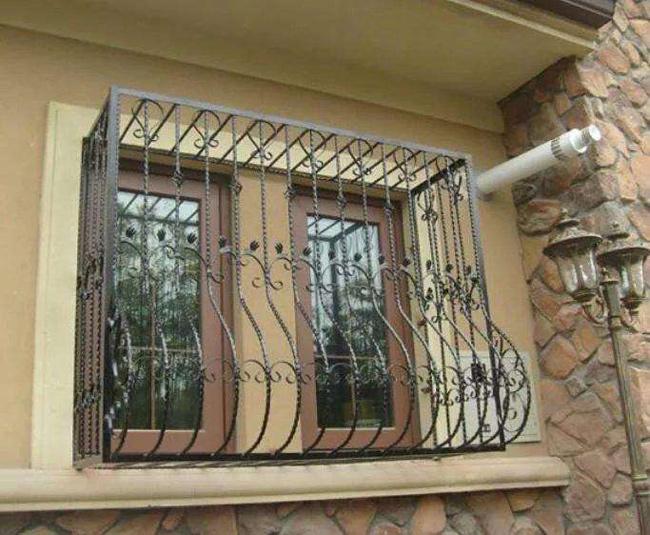 漢中窗戶護欄