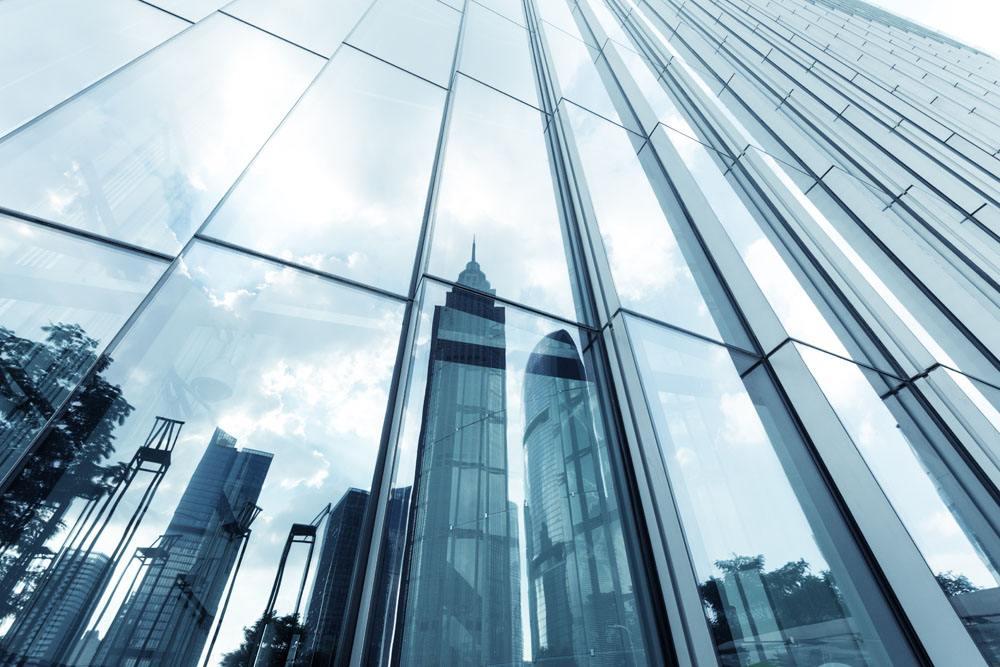 呼市门窗——玻璃幕墙