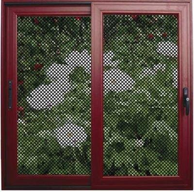 金刚纱窗是如何做到防蚊既防盗