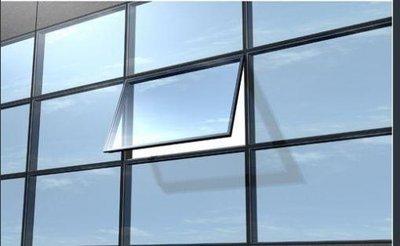 为什么很多建筑都会采用玻璃幕墙?
