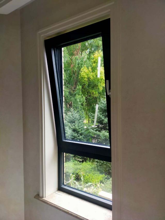 东岸国际安装70X系列系统窗