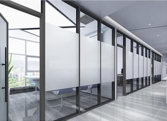 装修如何选择合适的办公隔断?