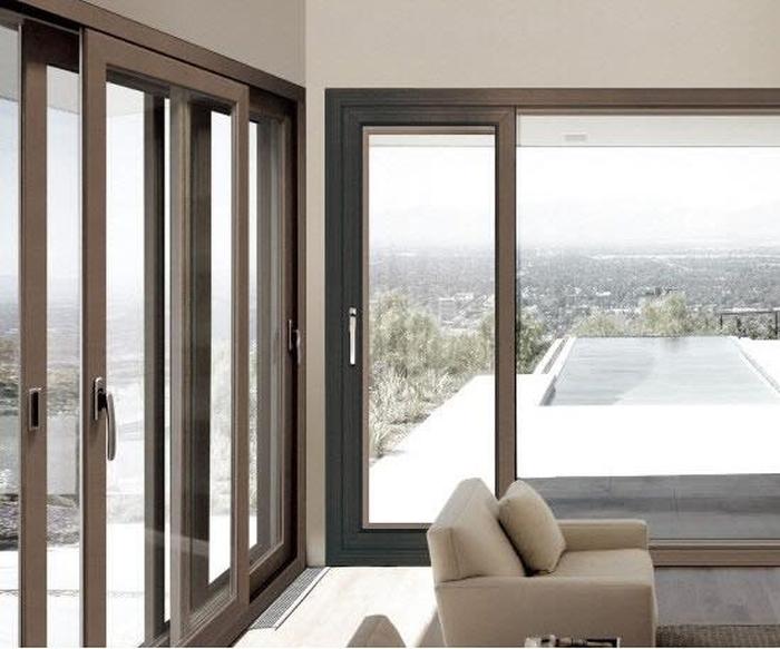不同的室内空间布局如何选择断桥铝门窗?