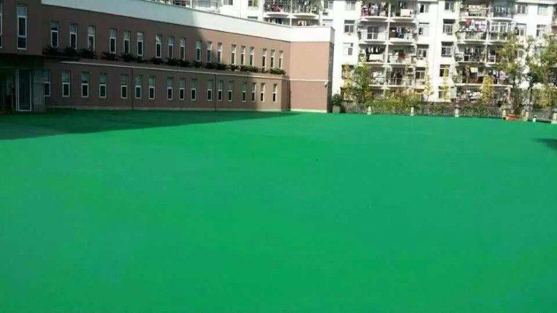 四川彩色沥青施工