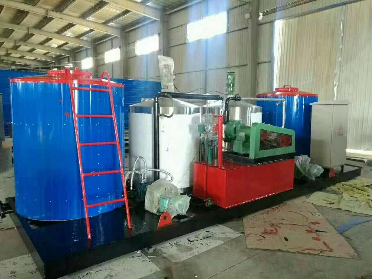 防雨防潮型改性乳化沥青设备(中型)