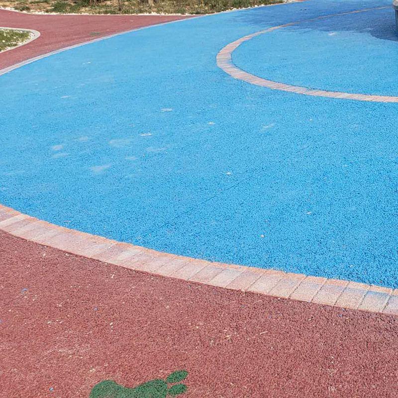 湖南彩色沥青路面施工