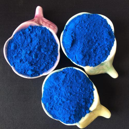 氧化铁蓝无机颜料色粉销售