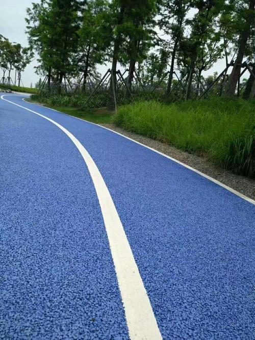彩色沥青路面铺设厂家