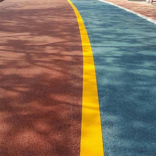 你家的小区是不是也铺设的湖南彩色沥青路面?它带来哪些积极影响