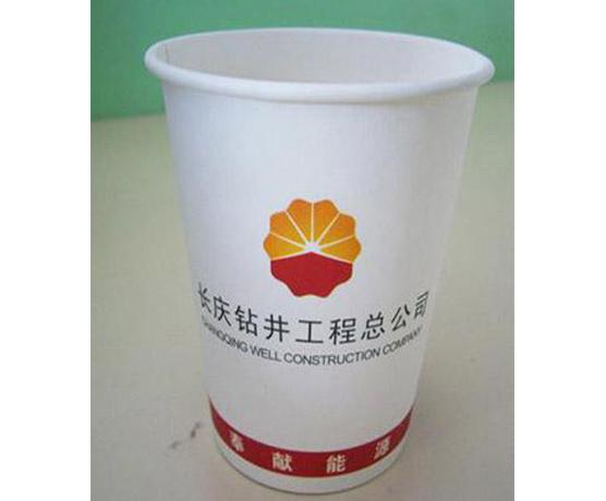 长庆钻井工程总公司合作纸杯