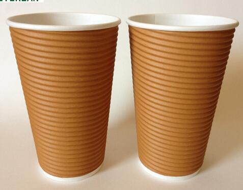 一次性纸杯的五种设计形式