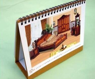 西安台历册子印刷
