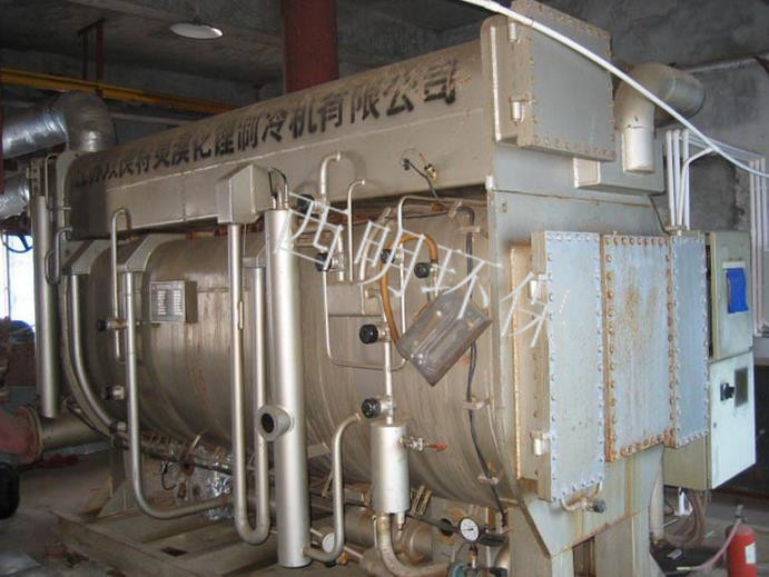 溴化锂制冷机保养