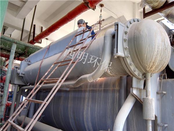 溴化锂制冷机维修