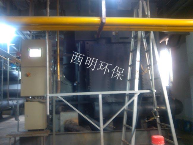溴化锂制冷机改造