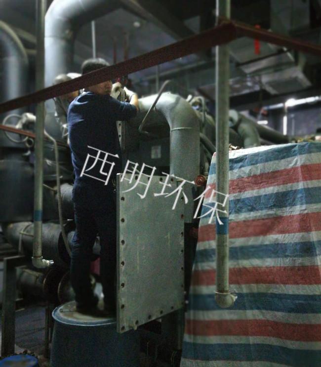 溴化锂制冷机清洗服务