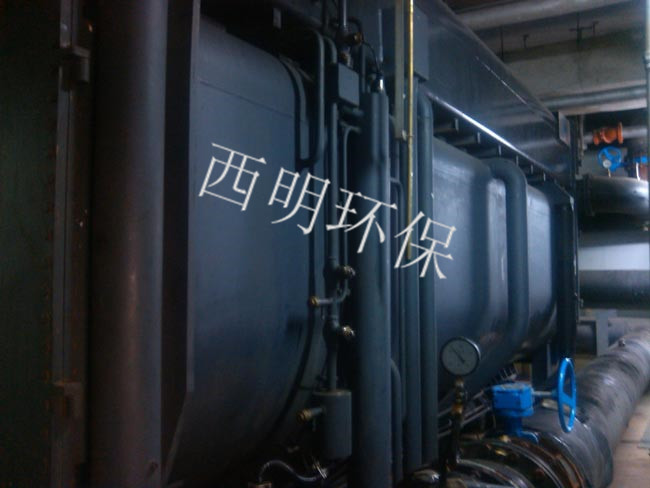 制冷机的组成及工艺流程