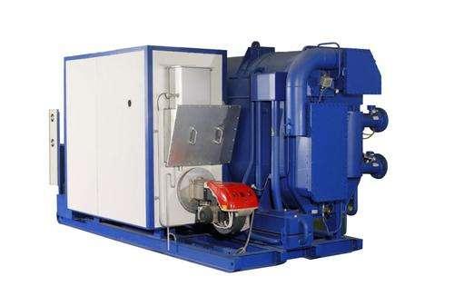 溴化锂机组安装与机组供热源系统的配套应用