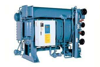 溴化锂吸收式冷水机清洗技术