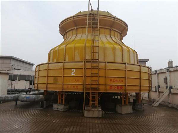 冷却塔安装维修置换