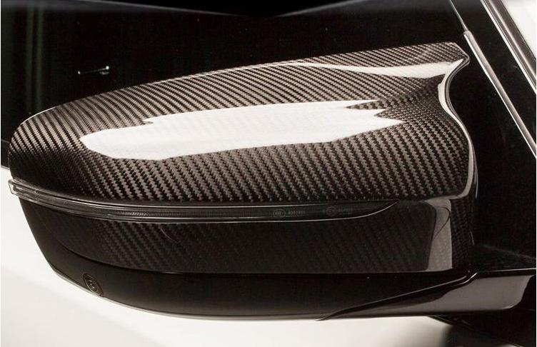 西安宝马加装碳纤维后扰流板,时尚,就要这样!