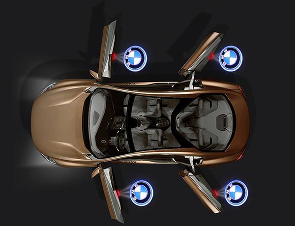 BMWM款镭射灯