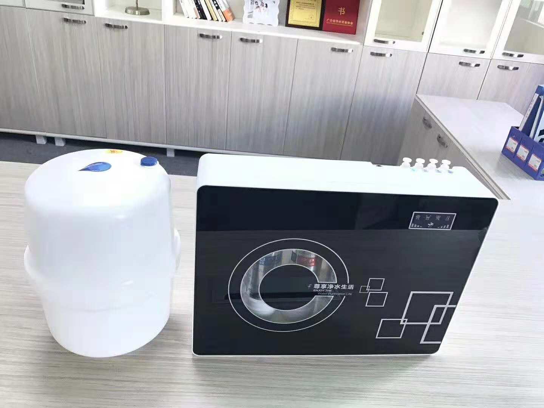 西安家用淨水器展示圖