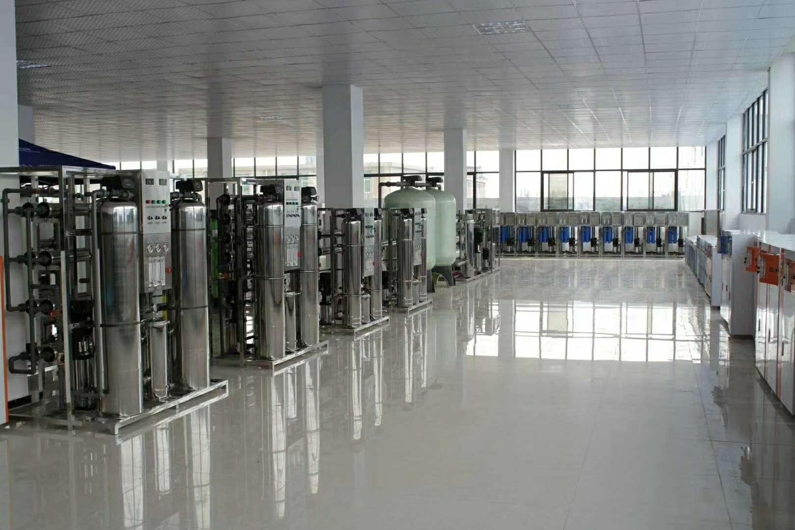西安水廠設備