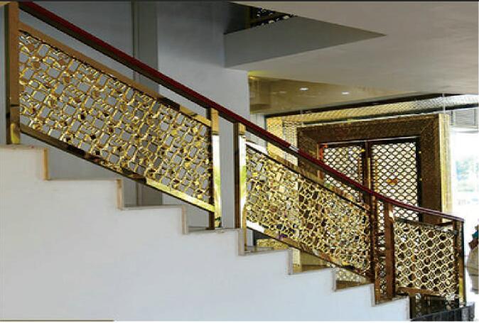 宝鸡铁艺楼梯扶手价格