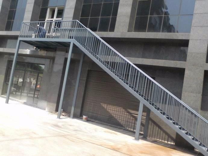 宝鸡钢构楼梯厂家