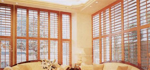 如何选择宝鸡百叶窗,检查百叶窗的质量
