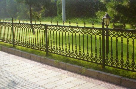 讲述一些铁艺护栏施工的基本流程是哪些?