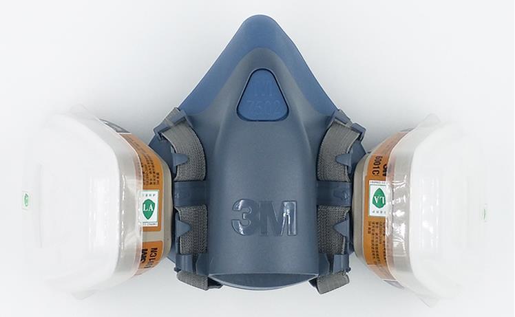 装修喷油漆防护口罩