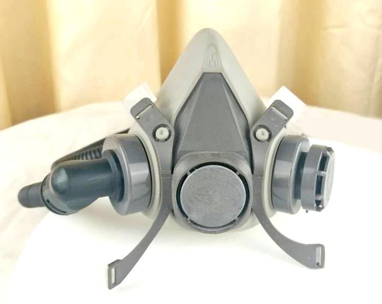 3m620p电动送风防毒口罩