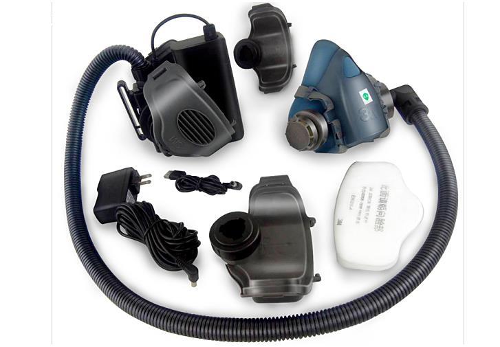 复合型活性炭电动口罩