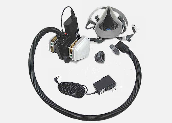 工业防粉尘电动口罩
