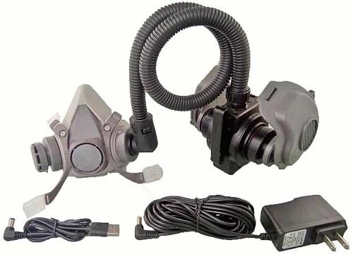 康本3M电动送风防尘罩