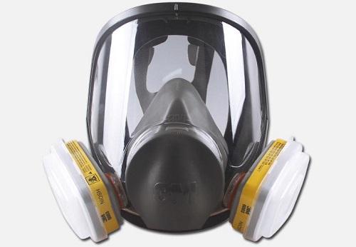 3M6800全面罩防毒面具