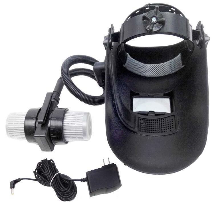 头戴式焊接面罩