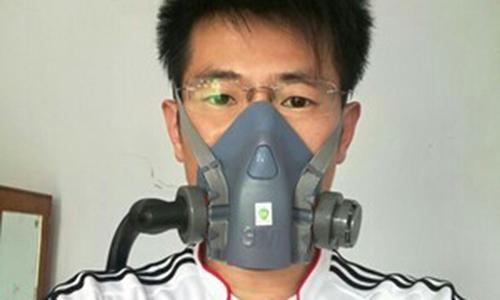 客户批发西安防毒罩